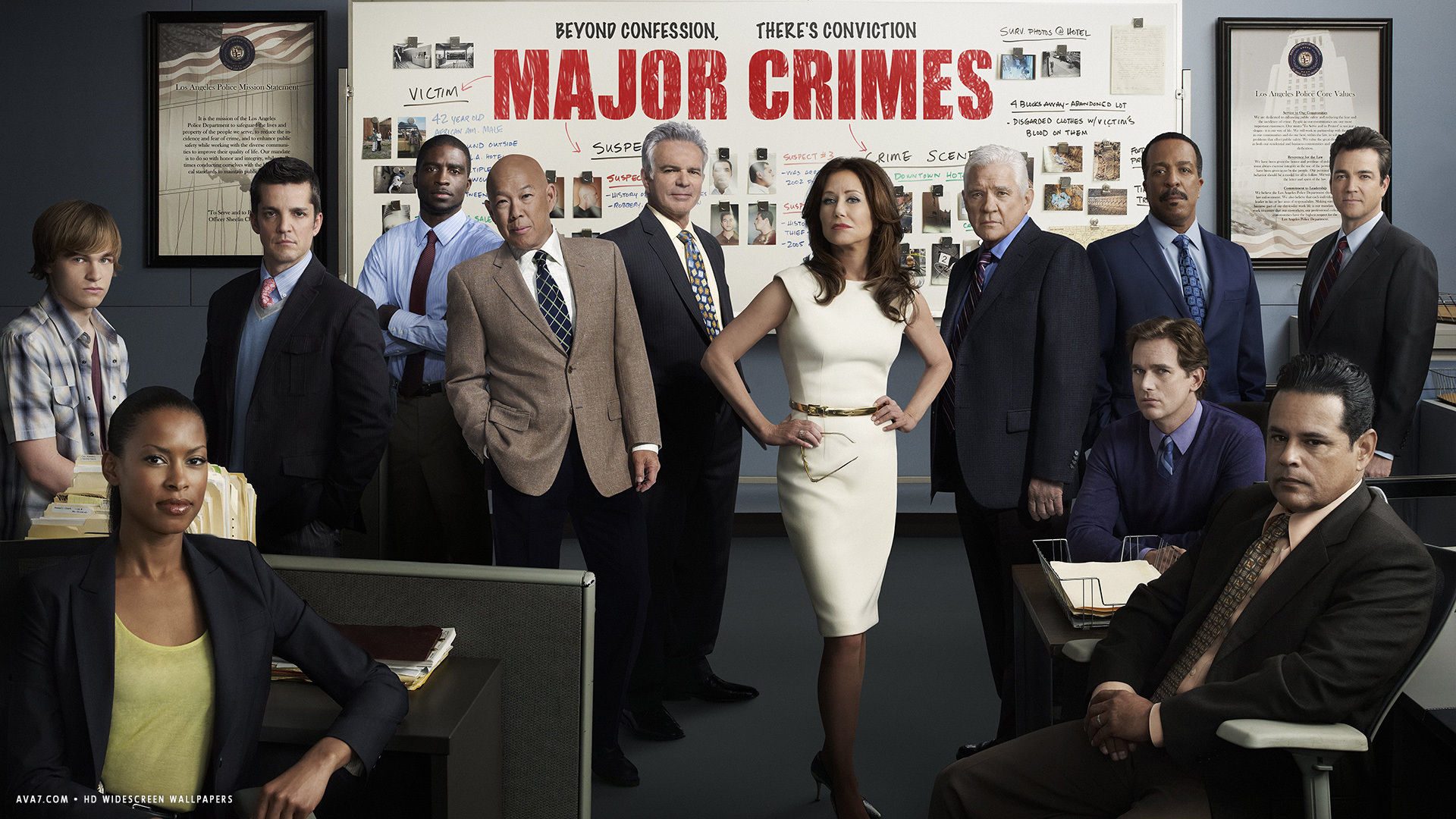 Major Crimes 4x14 Vose Ya Disponible