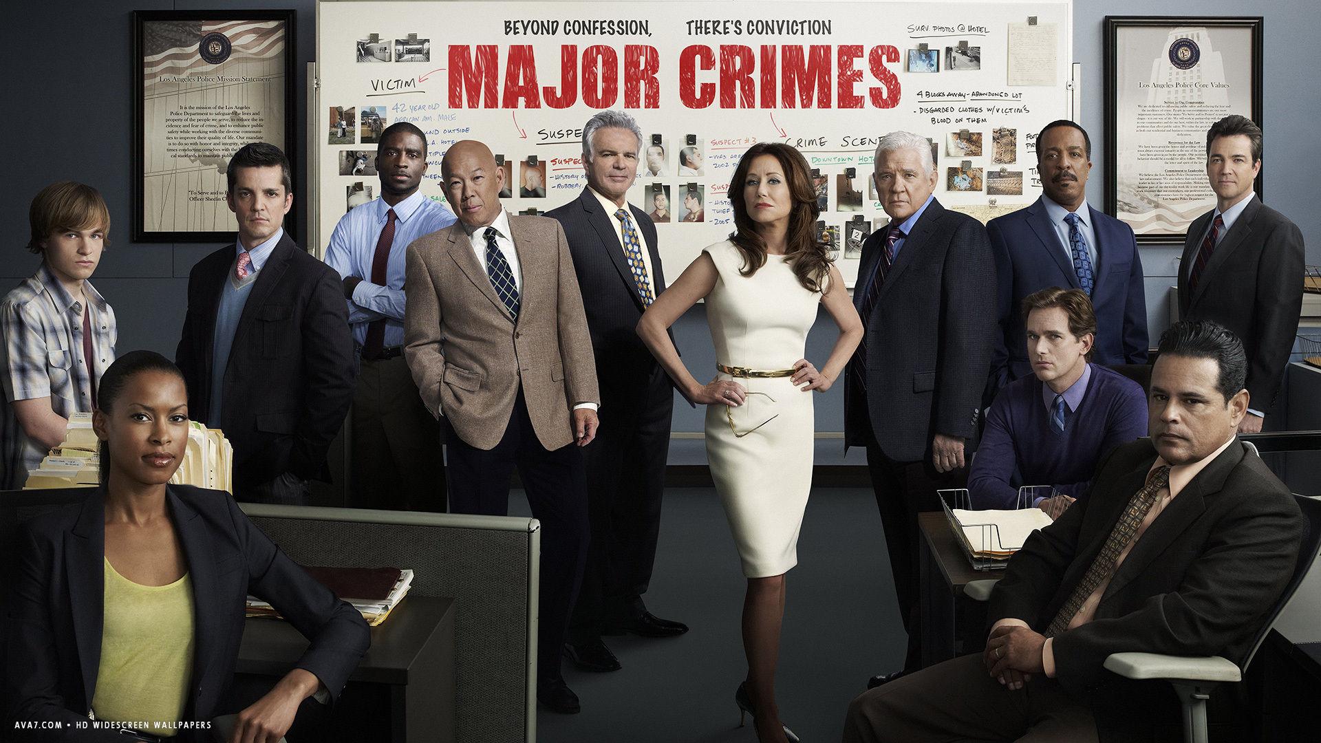 Major Crimes 5x06 Esp Disponible